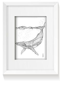 Original illustration by veronica melo Veronica, Fine Art, The Originals, Frame, Illustration, Prints, Decor, Picture Frame, Decoration