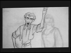William Salazar --Rough Animation Line-tests(long)-- - YouTube