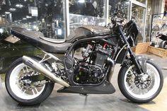 Suzuki GSF 1200 by Shabon Dama