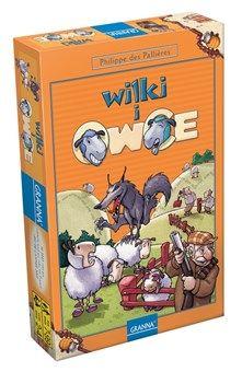 Obrazek WILKI I OWCE