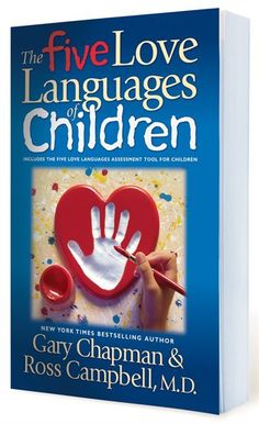 The five love languages of children by Gary Chapman. have to check this out, its AMAZING how the love languages for marriage (and everyone else, if you think about it) hits the nail right on the head! I Love Books, Great Books, Books To Read, My Books, This Book, Reading Lists, Book Lists, Reading Time, Reading 2014