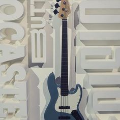 @bassmusicianmag #Repost @fender ・・・ Loving this American Professional Sonic Gray Jazz Bass hanging out at our NAMM booth.… #BassMusicianMag