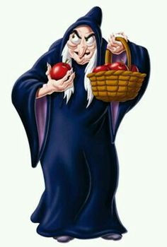 Witch from Snow White