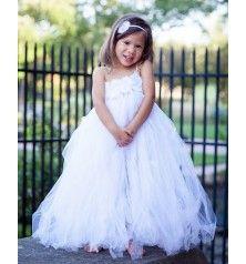 """Φορεμα μακρυ ''White"""" με κορδελα"""