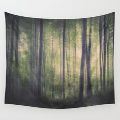 woodland wall tapestry large size wall art wall decor photo