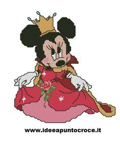 Princess Minnie 1 of 3