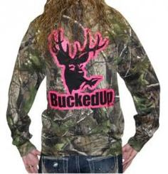 Womens Hunting Clothes | Womens Hunting Apparel.....yeah buddy couldnt explain it better ....BUCK FEVER!!!