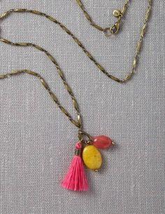 Semi Precious Necklace by Boden