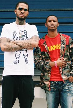 Dave East & Nick Grant…the future of Hip Hop - A Blog About.....Nothin'