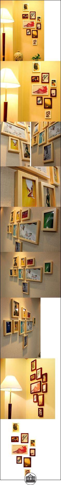 9. calientes Buzón fotográfico-pared de muro creativos Combinación de muro Decoración de muro  ✿ Regalos para recién nacidos - Bebes ✿ ▬► Ver oferta: http://comprar.io/goto/B01M1HCMDJ