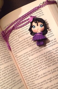 Fimo. Collana doll in fimo  by SweetCadeau on Etsy
