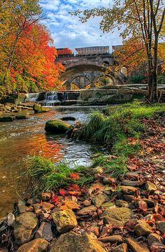 Berea Falls, Ohio