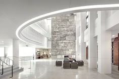 Image 9 of 19 from gallery of University of Toronto Faculty of Law, Jackman Law Building / B+H Architects + Hariri Pontarini Architects. Courtesy of B+H Architects L Office, Genius Loci, University Of Toronto, Architect Design, Modern Interior, Facade, Law, Architecture, Gallery