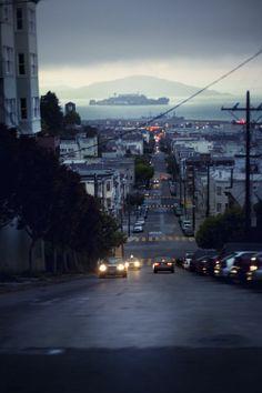 San Francisco ...Alcatraz
