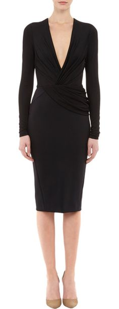 Altuzarra Jersey Marlene Sheath Dress at Barneys.com