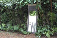 Jardín por Karen Micha espejo barroco Trinitate