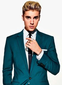 Justin Bieber - GQ photoshoot