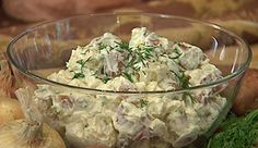 Dill Potato Salad from P. Allen Smith