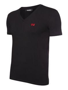 DSquared Black T shirt From Filati