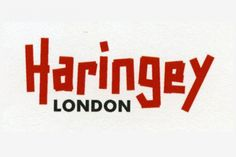"The London borough of Haringey has invested £86,000 on a new logo – their first new design for eight years. The new sign ""communicates who we are today"". Haringey is ""more than just a place. It is an attitude."""