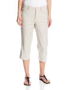33c0a94203072 NYDJ Women's Petite Tatum Crop Jeans Sand Dollar Size 0 Petite for sale  online | eBay