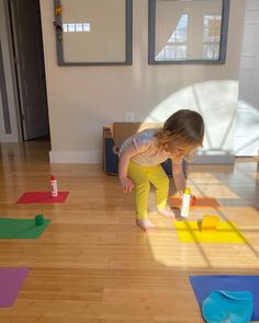 """Bringing Up Babe ✨ on Instagram: """"COLOR SORTING! There are a million different ways to set up color matching and sorting activities - here's one of them! Collect all sorts…"""" Outdoor Activities For Toddlers, Toddler Learning Activities, Creative Activities, Playdough Activities, Sorting Activities, Toddler Classroom, Bring Up, Babe, Montessori"""