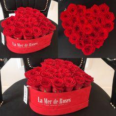 ❤️ LA MER DE'L AMOUR ❤️ Words are needless! ❤️ La Mer de Roses