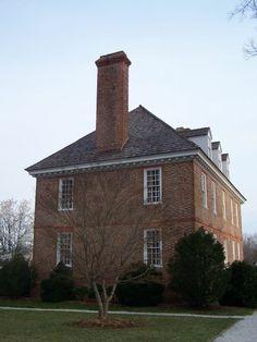 Powhatan Plantation House, Williamsburg, Va