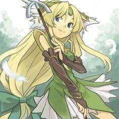 Lise from Seiken Densetsu 3 (Secret of Mana series)