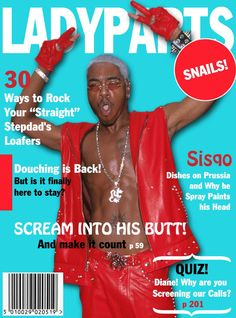 SISQO ISSUE