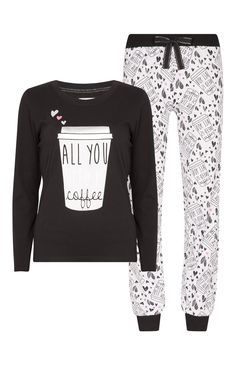 Let's start with the pijamas! Cute Sleepwear, Sleepwear & Loungewear, Lingerie Sleepwear, Nightwear, Lazy Outfits, Cool Outfits, Casual Outfits, Cute Pjs, Cute Pajamas