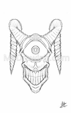 Creepy Sketches, Creepy Drawings, Dark Art Drawings, Art Drawings Sketches Simple, Pencil Art Drawings, Horror Drawing, Horror Art, Desenhos Halloween, Arte Emo