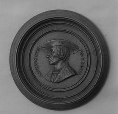 Bust of a man Date: early 16th century Culture: German Medium: Boxwood Dimensions: Diam. 1-5/8 in. (4.1 cm) Classification: Sculpture-Miniature Credit Line: Gift of J. Pierpont Morgan, 1917 Accession Number: 17.190.481