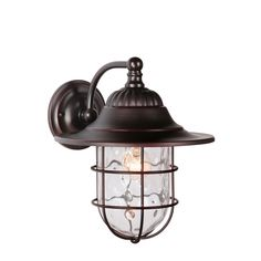 Fairmont Oiled Bronze Gilded One Light Large Outdoor Wall Mount Lantern Exteriors By Craft