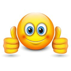 Show your approval for a friend's post with this positive smiley. Thumbs Up Smiley, Thumbs Up Funny, Smiley Symbols, Symbols Emoticons, Funny Emoji Faces, Emoticon Faces, Animated Emoticons, Funny Emoticons, Emoji Images