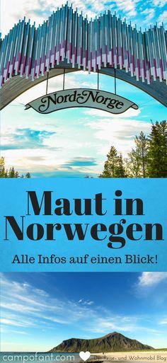 Gerade in der Urlaubsplanung für Skandinavien stellt sich immer wieder die Frage nach der Maut in Norwegen. Wie in vielen europäischen Ländern ist auch im hohen Norden eine Maut für das Benutzen von bestimmten Straßen und Brücken fällig. In diesem Beitrag möchte ich Dir zeigen, welche Straßennutzungsgebühren auf Dich warten und was Du beachten musst, wenn Du mit deinem Wohnmobil mautpflichtige Straßenabschnitte benutzt.