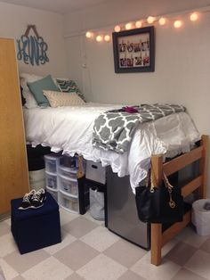 My college dorm room! Love it sooo much!