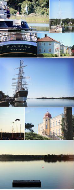 Åland Island Norway Sweden Finland, Branding, Good Neighbor, Baltic Sea, Faroe Islands, Open Water, Beautiful Islands, Iceland, Heart