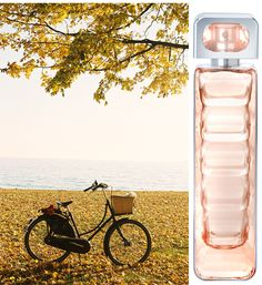 Autumn mood: Simply sunny http://aromedelux.ro/hugo-boss/1246-hugo-boss-orange-woman-edt-50ml.html