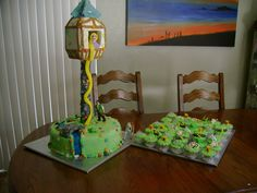 Rapunzel Birthday Cake Images  1600x1200 Size