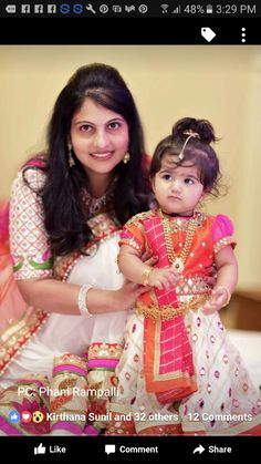 Please contact us at 8288944518 to place the order Mommy Daughter Dresses, Mom And Daughter Matching, Mother Daughter Fashion, Dresses Kids Girl, Kids Outfits, Baby Dresses, Mom Daughter, Baby Lehenga, Kids Lehenga