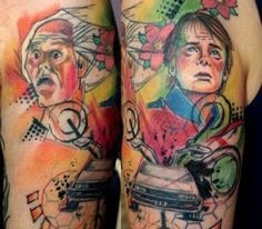 Back to the Future  by Jaco at SoulSkin
