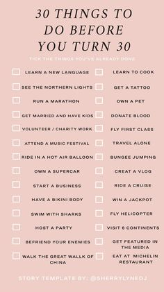 Like the idea of this. create a year bucket list? Yearlong list of things to accomplish? Bucket List Quotes, See The Northern Lights, Learn A New Language, Before I Die, Summer Bucket Lists, Instagram Story Template, Travel List, Travel Goals, Smash Book