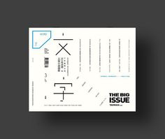 The Big Issue 34 by Aaron Nieh, via Flickr