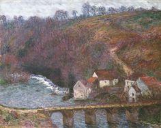 Claude Monet (French, 1840-1926), The Grande Creuse at Pont de Vervy, 1889. Oil on canvas, 73.8 x 92.7 cm.