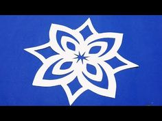 paper cutting design how to make paper cutting flowers diy kirigami instructions step by step youtube