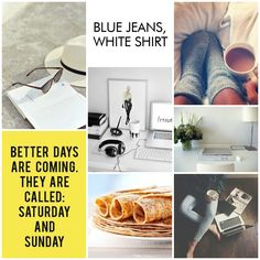 Moodboard thursday! Relaxing, pancakes, happy thoughts, summer thinking and oh yes... final exams! #blog