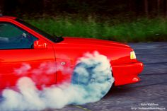 https://flic.kr/p/8i2RN9 | Burn out | Burn out with Volvo 855 Burn out med Volvo 855