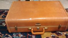 Vintage Samsonite Shwayder Bros Inc Denver CO SUITCASE Luggage Style 4632 Hard Case - http://oleantravel.com/vintage-samsonite-shwayder-bros-inc-denver-co-suitcase-luggage-style-4632-hard-case