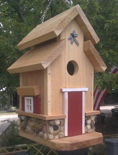 Chesapeake Bird House by birdhousesbymark on Etsy Mais